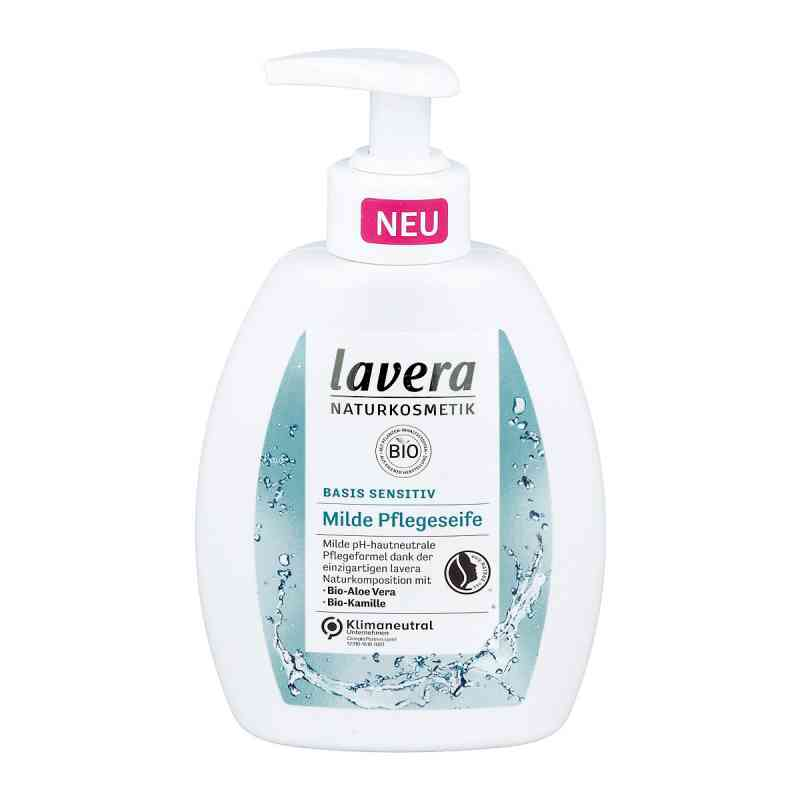 Lavera basis sensitiv Pfl.s.mild Bio Aloe+kamille  bei juvalis.de bestellen