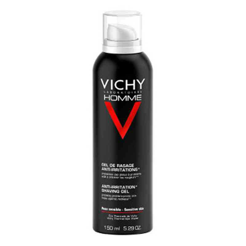Vichy Homme Rasiergel Anti-hautirritationen  bei juvalis.de bestellen