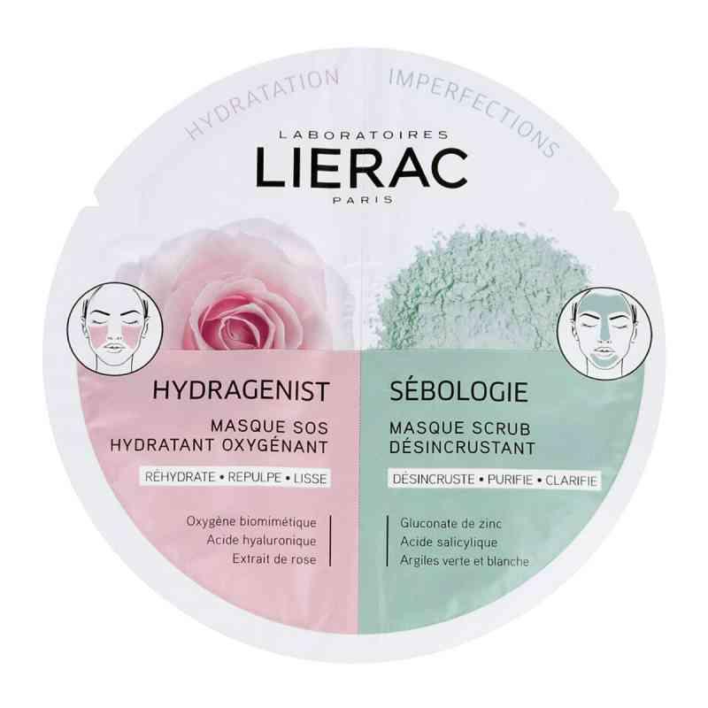 Lierac Masken Hydragenist+sebologie Gesichtsmaske  bei juvalis.de bestellen