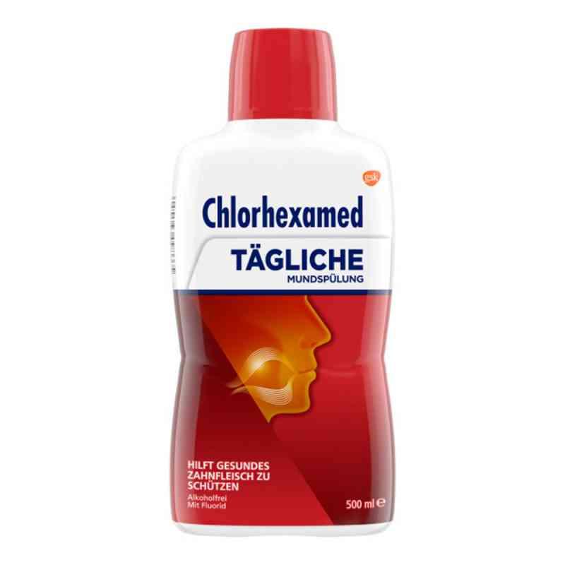 Chlorhexamed Taegliche Mundspülung  bei juvalis.de bestellen