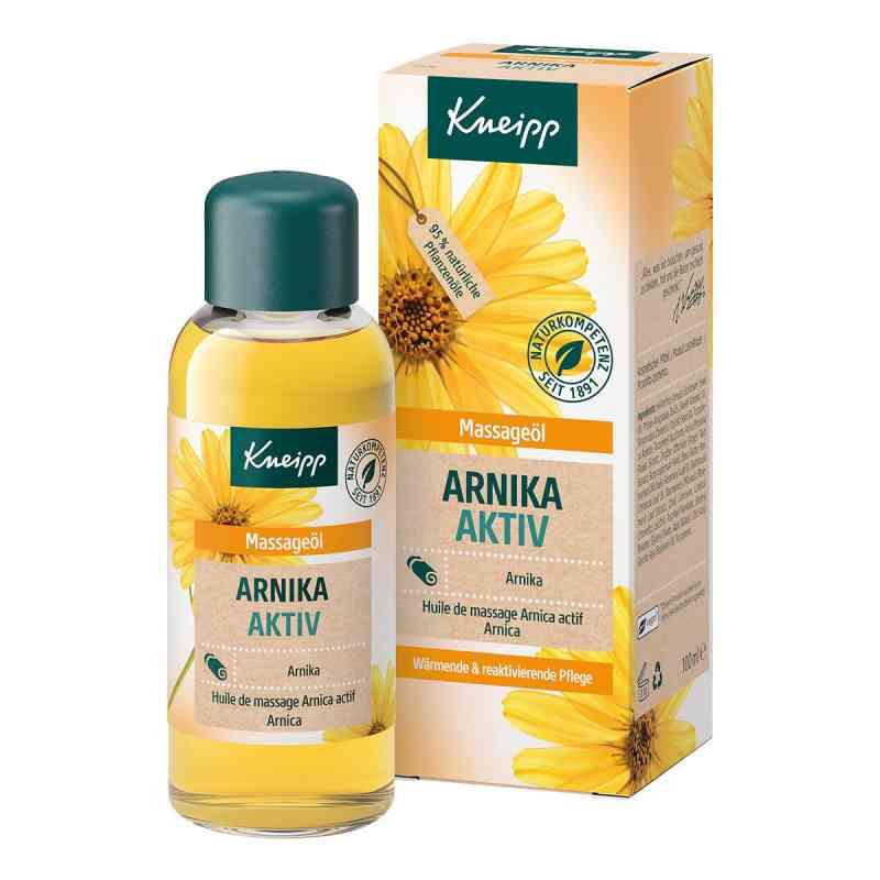Kneipp Massageöl Arnika Aktiv  bei juvalis.de bestellen