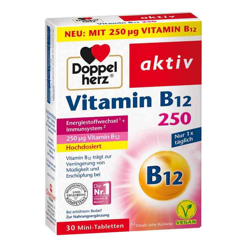 Doppelherz Vitamin B12 250  bei juvalis.de bestellen
