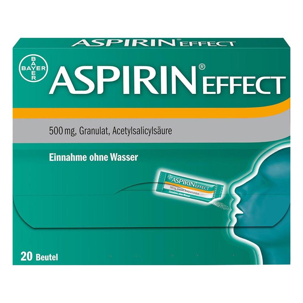 Aspirin Schmerzmittel