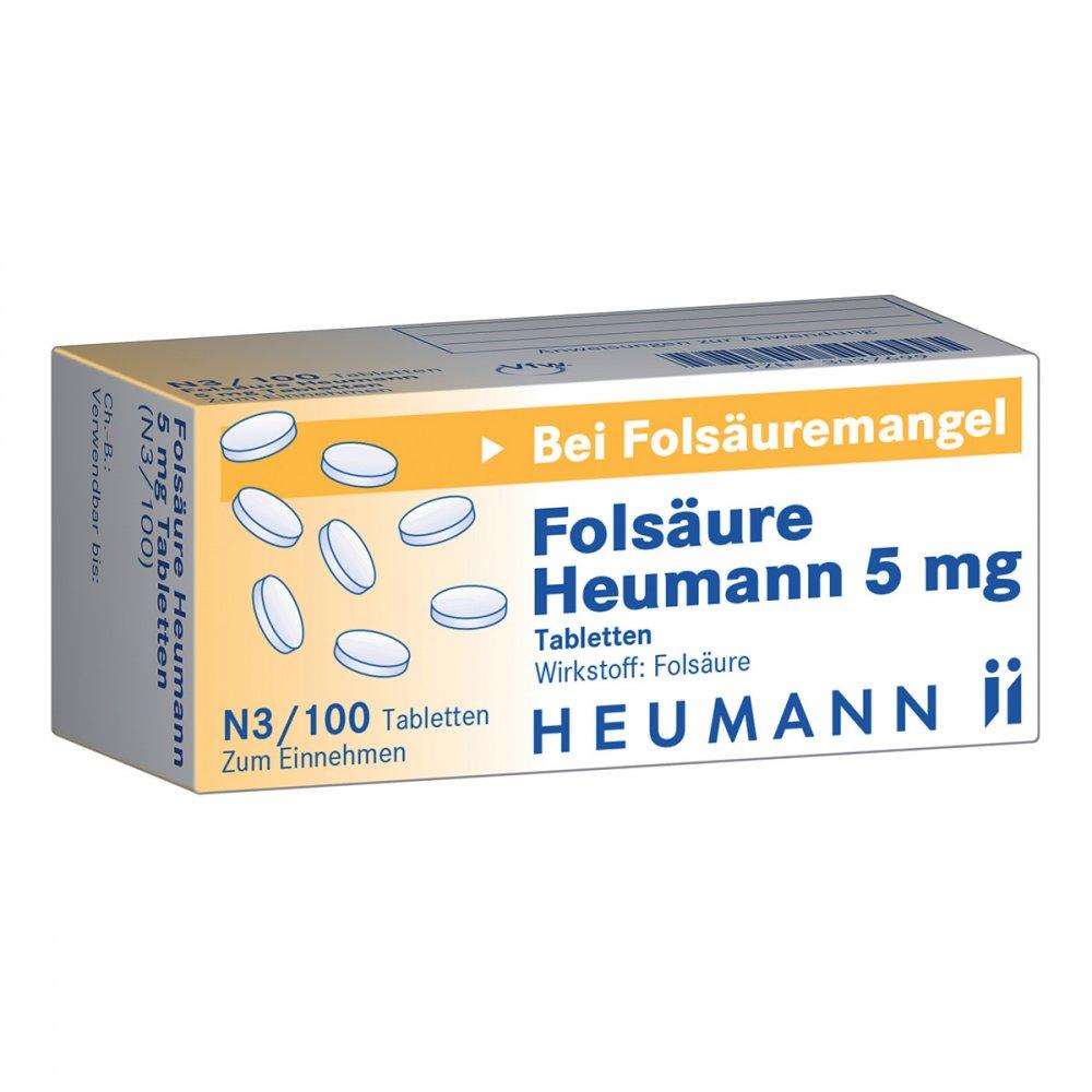 übelkeit durch folsäure tabletten