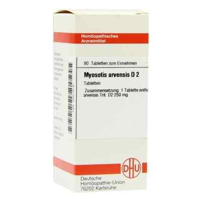 Myosotis Arvensis D 2 Tabletten  bei juvalis.de bestellen
