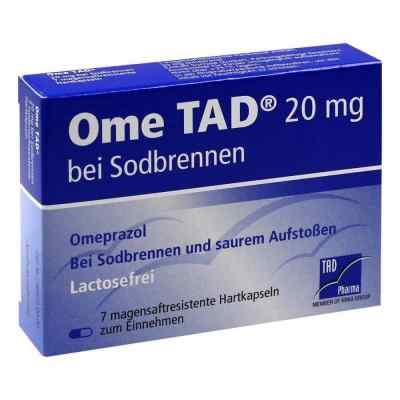 Ome TAD 20mg bei Sodbrennen  bei juvalis.de bestellen