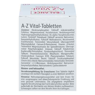 Gehe Balance Vital Tabletten  bei juvalis.de bestellen