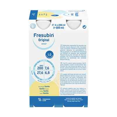 Fresubin Original Drink Vanille Trinkflasche  bei juvalis.de bestellen