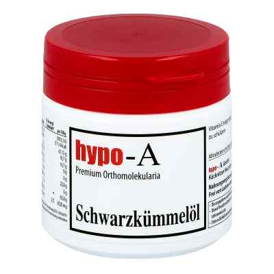 Hypo A Schwarzkümmelöl Kapseln  bei juvalis.de bestellen