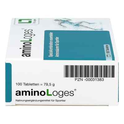 Amino Loges Tabletten  bei juvalis.de bestellen
