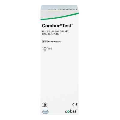 Combur 9 Test Teststreifen  bei juvalis.de bestellen
