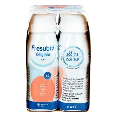 Fresubin Original Drink Pfirsich Trinkflasche  bei juvalis.de bestellen