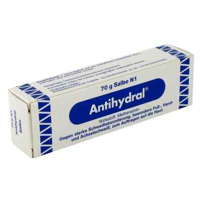 Antihydral Salbe  bei juvalis.de bestellen