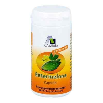 Bittermelone Kapseln 500 mg  bei juvalis.de bestellen
