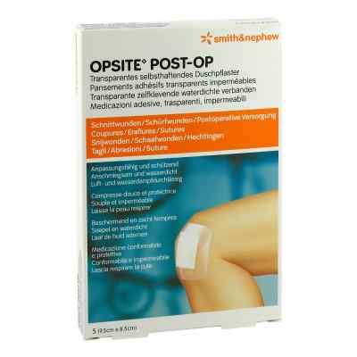 Opsite Post Op 9,5x8,5cm Verband  bei juvalis.de bestellen
