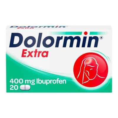 Dolormin Extra bei Schmerzen und Fieber  bei juvalis.de bestellen