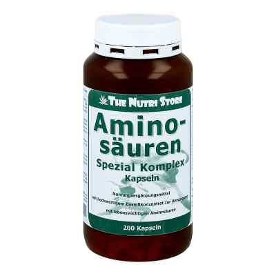 Aminosäure Spezial Komplex Kapseln  bei juvalis.de bestellen