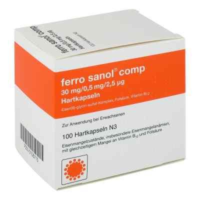 Ferro sanol comp 30mg/0,5mg/2,5μg  bei juvalis.de bestellen