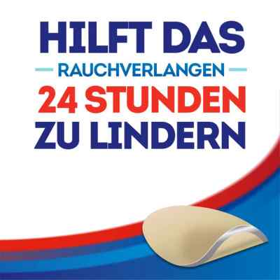 Nicotinell 14mg/24-Stunden-Nikotinpflaster, Mittel (2)  bei juvalis.de bestellen