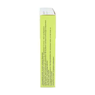 Magnesiocard 7,5 mmol Brausetabletten  bei juvalis.de bestellen