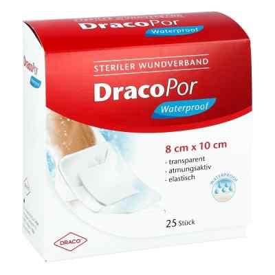 Dracopor waterproof Wundverband steril 8x10cm  bei juvalis.de bestellen