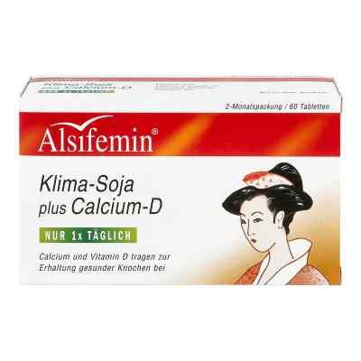 Alsifemin Klima Soja+calcium+d3 Tabletten  bei juvalis.de bestellen