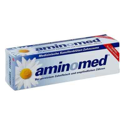 Amin O Med Fluorid Kamille Zahnpasta  bei juvalis.de bestellen