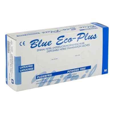 Handschuhe Einmal Nitril M blau  bei juvalis.de bestellen