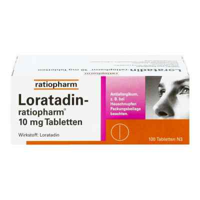 Loratadin-ratiopharm 10mg  bei juvalis.de bestellen