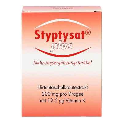 Styptysat plus Dragees  bei juvalis.de bestellen