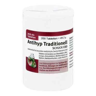 Antihyp Traditionell Schuck überzogene Tab.  bei juvalis.de bestellen