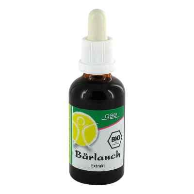 Bärlauch Extrakt Bio 23% V/v  bei juvalis.de bestellen