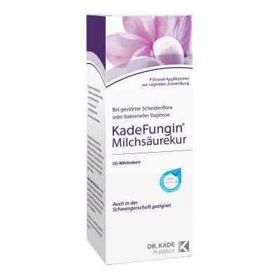Kadefungin Milchsäurekur Gel Einmalapplikatoren  bei juvalis.de bestellen