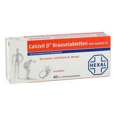 Calcivit D 600mg/400 internationale Einheiten  bei juvalis.de bestellen