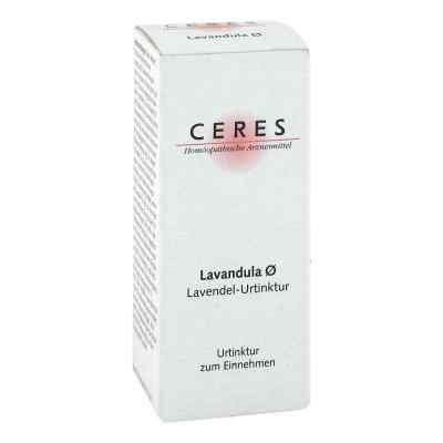 Ceres Lavandula Urtinktur  bei juvalis.de bestellen