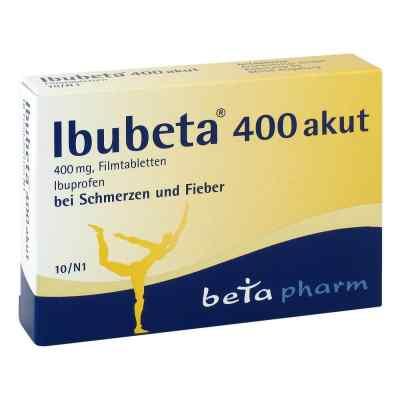 Ibubeta 400 akut  bei juvalis.de bestellen
