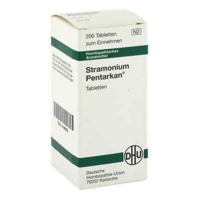 Stramonium Pentarkan Tabletten  bei juvalis.de bestellen