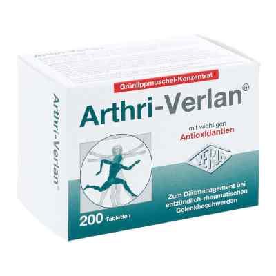 Arthri Verlan Tabletten  bei juvalis.de bestellen