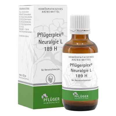 Pflügerplex Neuralgie L 189 H Tropfen  bei juvalis.de bestellen