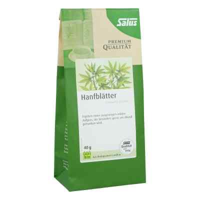 Hanfblätter Tee Bio Cannabis folium Salus  bei juvalis.de bestellen