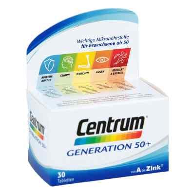 Centrum Gen.50+ A-zink+floraglo Caplette  bei juvalis.de bestellen