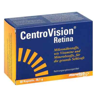 Centrovision Retina Kapseln  bei juvalis.de bestellen