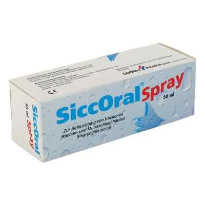 Siccoral Spray  bei juvalis.de bestellen