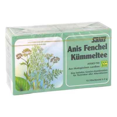 Anis Fenchel Kümmel Tee Salus Filterbeutel  bei juvalis.de bestellen