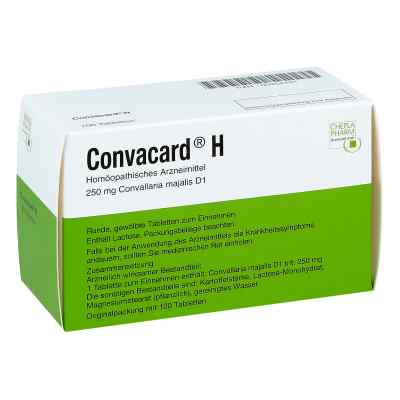 Convacard H Tabletten  bei juvalis.de bestellen