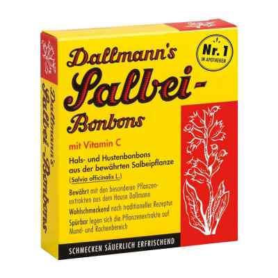 Dallmann's Salbeibonbons mit Vitamin C .  bei juvalis.de bestellen