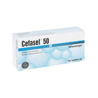 Cefasel 50 [my]g Tabletten  bei juvalis.de bestellen