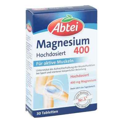 Abtei Magnesium 400 Tabletten  bei juvalis.de bestellen