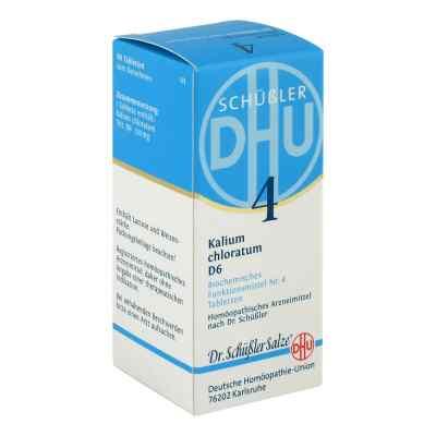 Biochemie Dhu 4 Kalium chlorat. D 6 Tabletten  bei juvalis.de bestellen