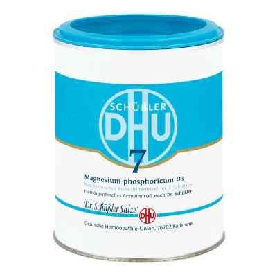 Biochemie Dhu 7 Magnesium phosphoricum D  3 Tabletten  bei juvalis.de bestellen